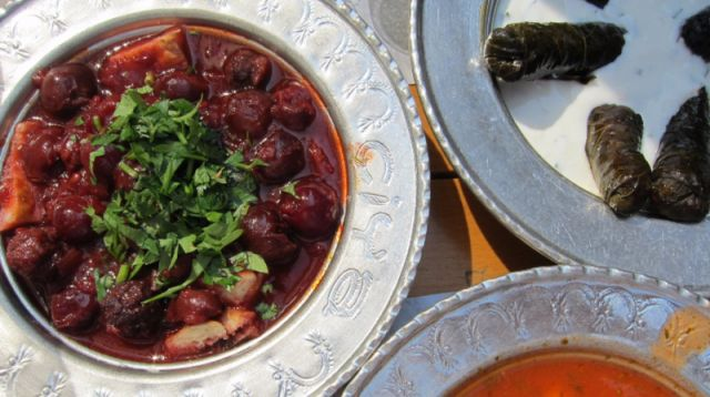 Enjoy your Turkish cooking classes in Istanbul offered by Dish