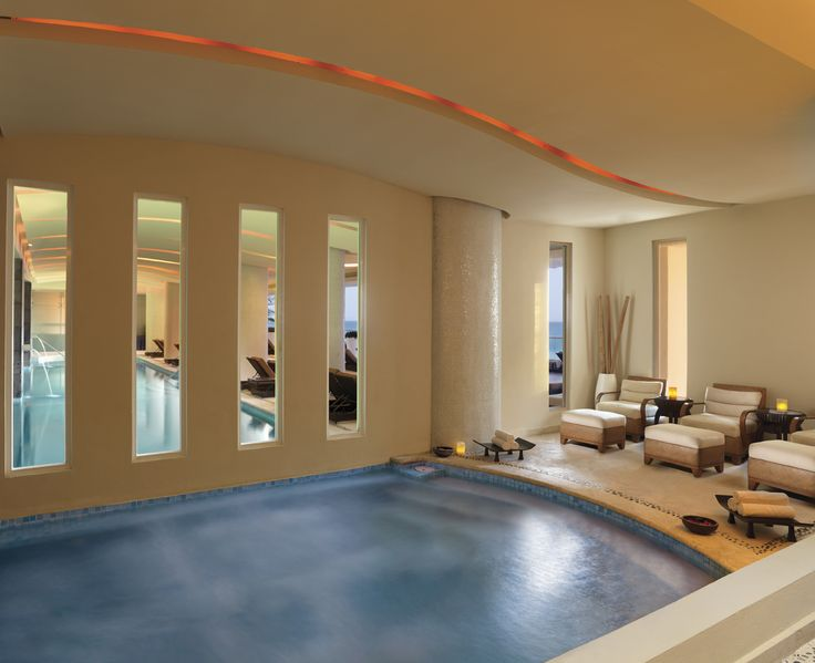 Luxury spa treatments in Cancun's Top Resort for Romance, Sun Palace. #CouplesOnly #Travel #AllInclusive