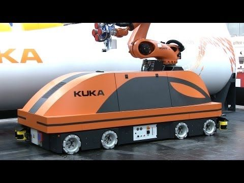 Best of Robot Manipulators and Robots from Hannover Messe 2013
