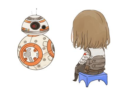 May the BB8 be with you…