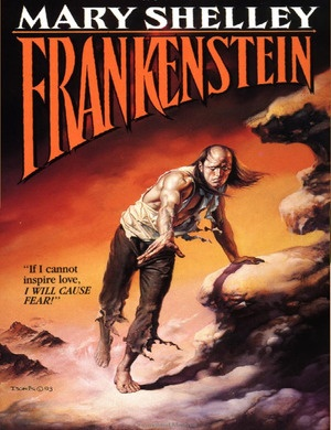 """The unusual weather that led to Frankenstein, in """"The Year Without a Summer, and How It Spawned Frankenstein"""""""