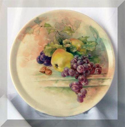 Art on Porcelain    Patricia Ritter