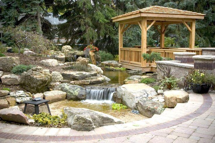 Backyard Landscape Designs,backyard pond ideas with waterfall,garden pond ideas,garden pond ideas for small gardens