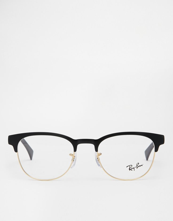Image 2 of Ray-Ban Clubmaster Glasses 0RX6317