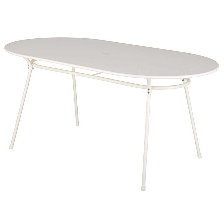 Gartentisch oval ausziehbar  Die besten 25+ Gartentisch oval Ideen auf Pinterest | Gartentisch ...