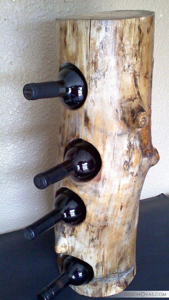33 Awesome DIY Wine Racks                                                                                                                                                                                 More