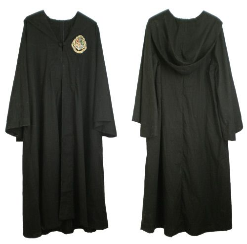 DIY Harry Potter Hogwarts Wizard Robe