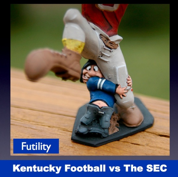 Kentucky Football -vs- The SEC « Silk Roads and Siamese Smiles