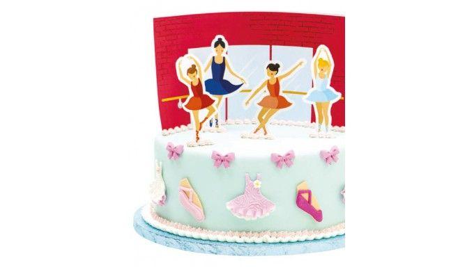 Sei una #ballerina? la tua passione è la #danza?  Fallo sapere a tutti, anche al tuo #compleanno!!!  #Trucchi e #Idee per il #cakedesign #cake #design  www.dreamsparty.it