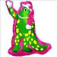 Shape Wiggles Dorothy the Dinosaur $22.95 (filled with Helium in Store) U18048