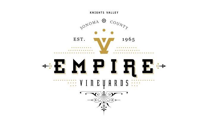 EmpireVineyards - The Dieline -