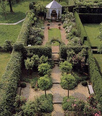 The Walled Garden!