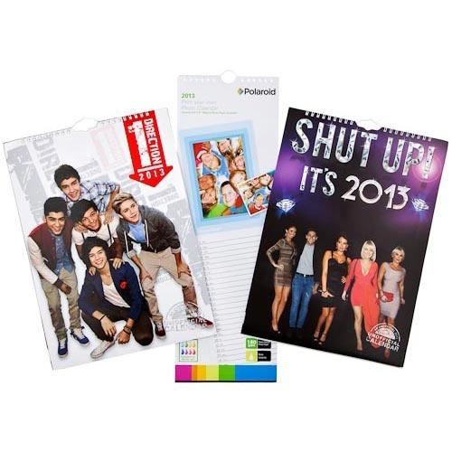 2013 Calendars and Diaries | Poundland