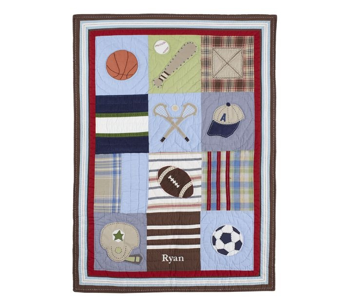 1000 Images About Sports Quilts ⚾⚽ On Pinterest Sports