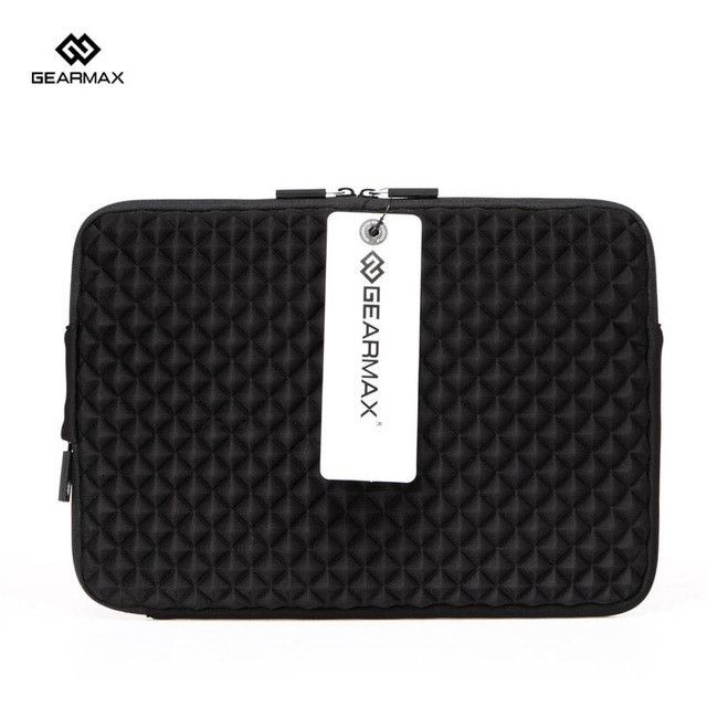 GEARMAX Laptop Bag 11.6 12 13.3 14.1 15.4 Inch Waterproof Notebook Bag 14 Neoprene Laptop Sleeve for Macbook Air Pro 13 Case