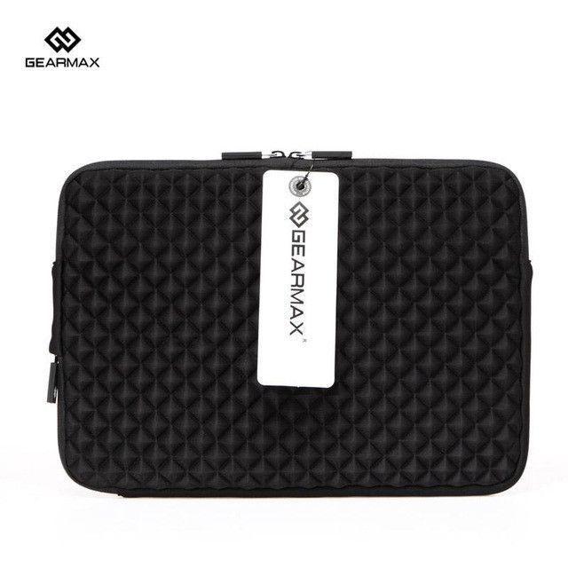 GEARMAX Laptop Bag 11.6 12 13.3 14.1 15.4 Inch Waterproof Notebook Bag 14 Neoprene Laptop Sleeve for Macbook Air Pro 13 Case