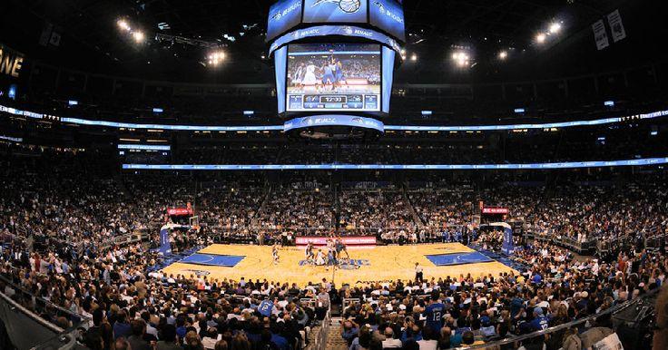 Onde comprar ingressos de jogos da NBA em Orlando #viagem #miami #orlando