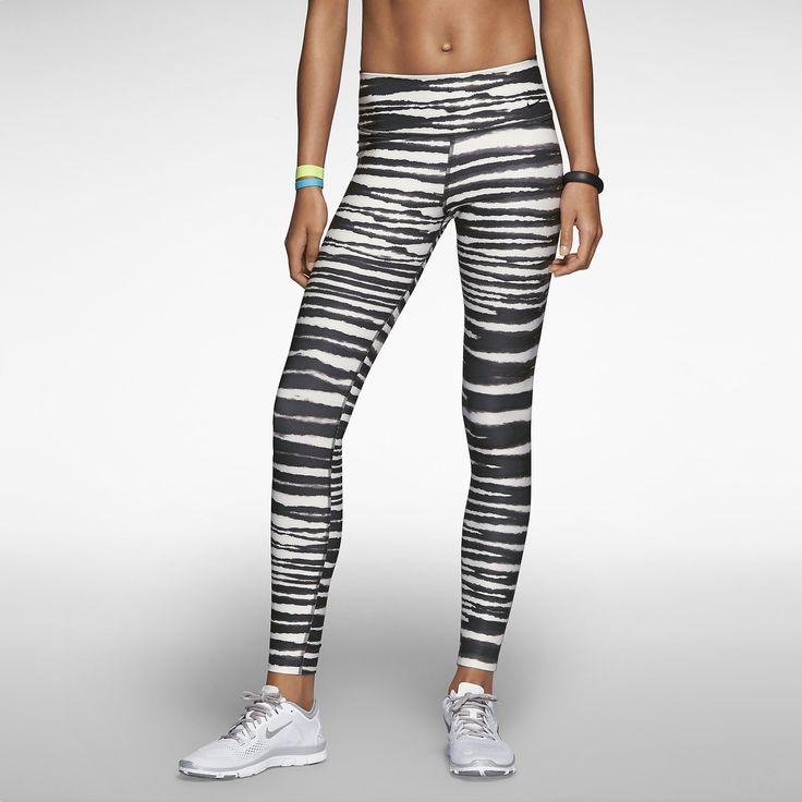 Nike Legend 2.0 Tiger Tight Women's Training Pants. Nike Store