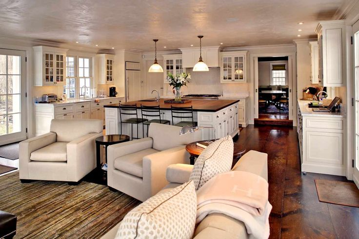 Awesome Graceful South Africa Farmhouse Open Living Space Interior Design Farmhouse Living Room