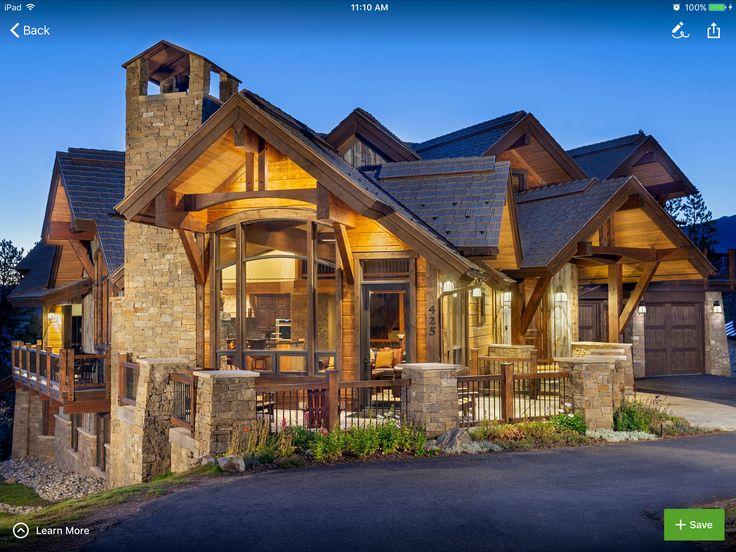 Wood And Stone House - newlibrarygood.com