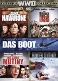 The Bridge on the River Kwai/The Caine Mutiny/The Guns of Navarone/From Here to Eternity [DVD]