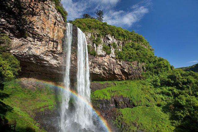 27 cachoeiras no Brasil para você conhecer antes de morrer