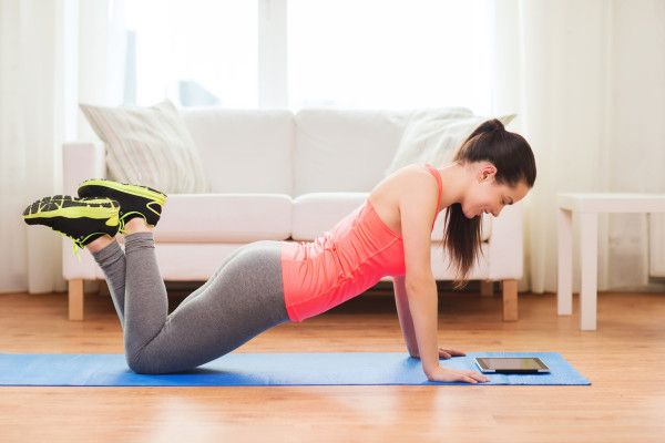 Get A Killer Body In Just 31 Days With This Plank Workout - To Stay Fit