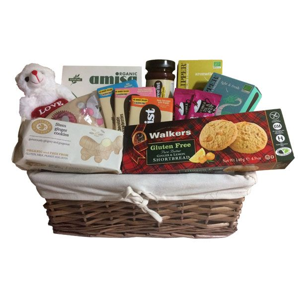 The 25 best hampers ireland ideas on pinterest cheese and wine mothers day mammys day maxi hamper gluten free negle Images