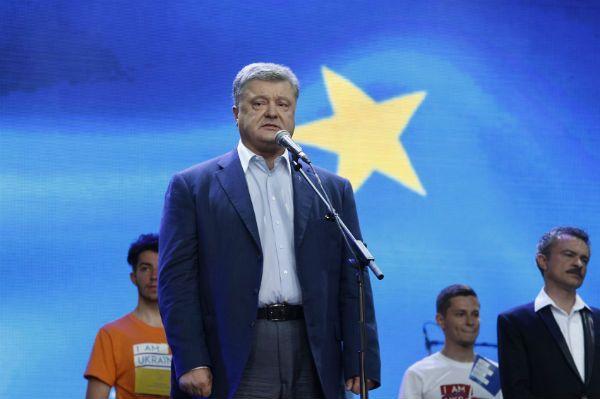 """Мои новости: """"Прощай, немытая Россия"""": Порошенко поздравил украинцев с началом безвизового режима с Евросоюзом(видео)."""