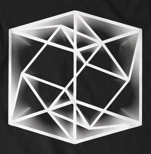 Image Gallery tesseract tattoo