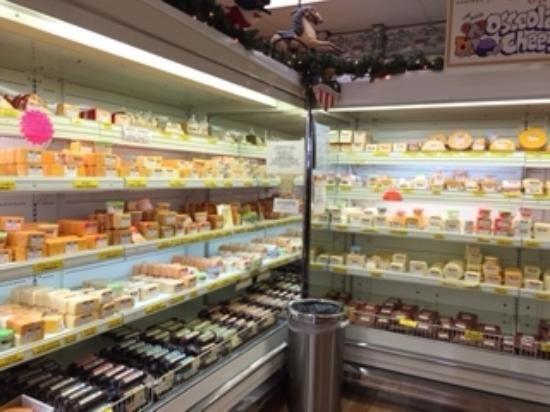**Heather Hill Farms & Osceola Cheese (cheese, moonshine) - Ozark, MO