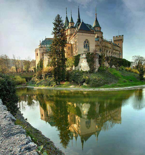 Castle in Slovakia