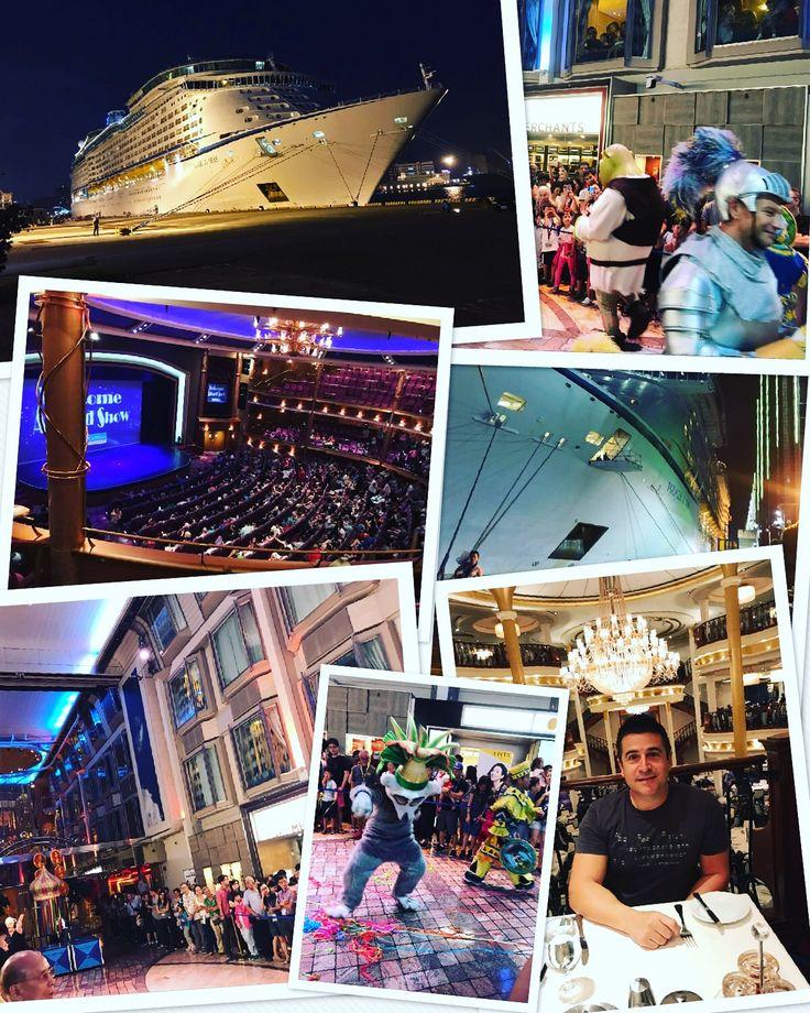 Royal Caribbean #voyageroftheseas #rc