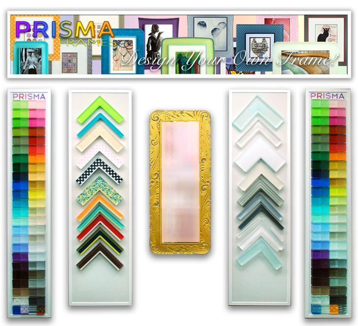 29 best Prisma Frames images on Pinterest | Frame, Frames and Bay area