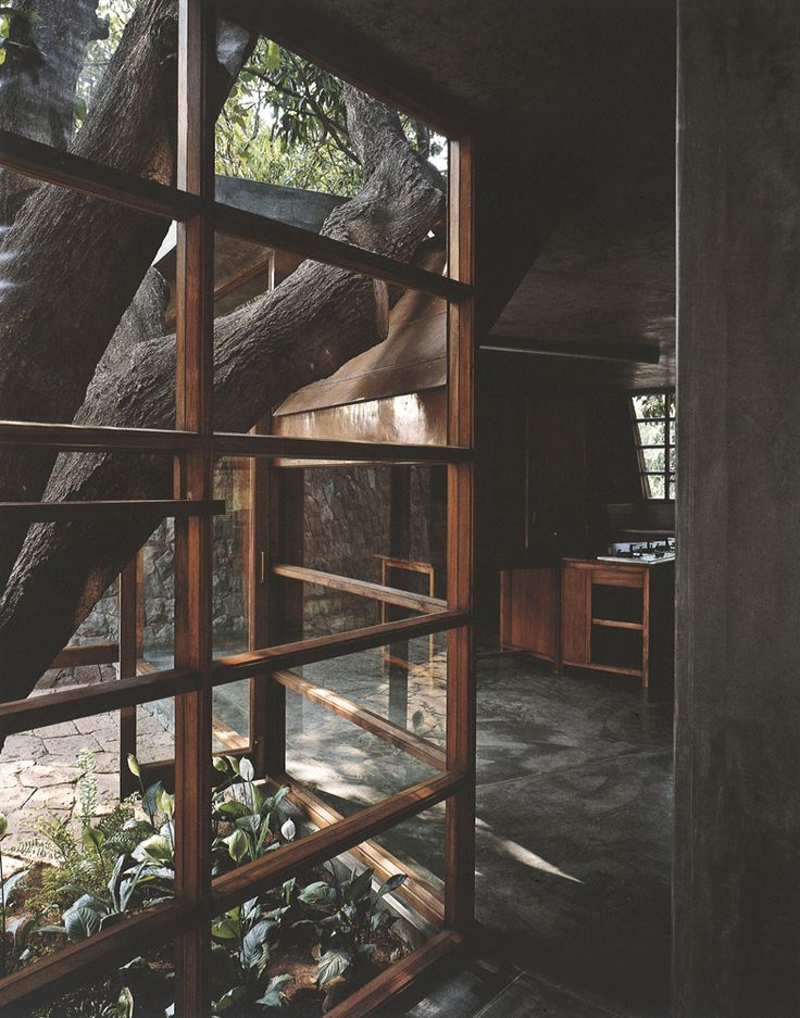 Belavali House, Studio Mumbai Architects