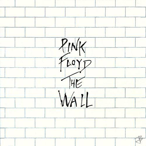 Pink Floyd - The Wall - 1979 Original album cover
