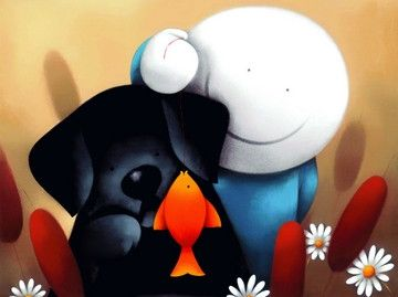 Doug Hyde - What a Catch - Only 4 Left! (large image)