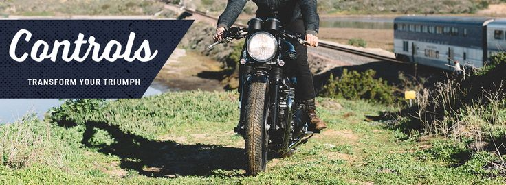 Bonneville T100 EFI Weekend Projects: Triumph Motorcycle Parts | Motorcycle Gear | British Customs
