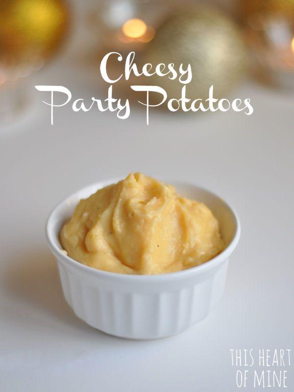 Cheesy Party Potatoes 1.1