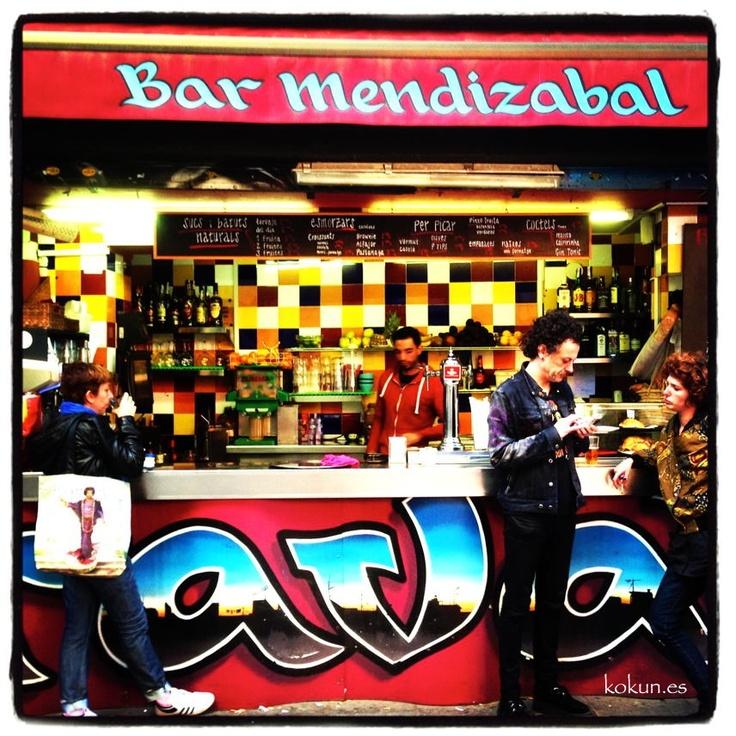 #streetart #ramblas #barcelona #mendizabal