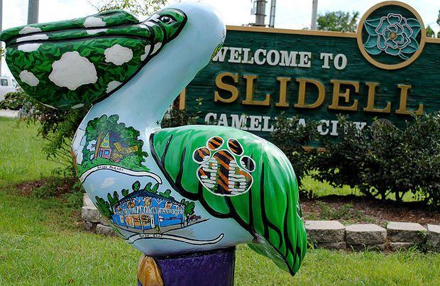 Party City Slidell Louisiana
