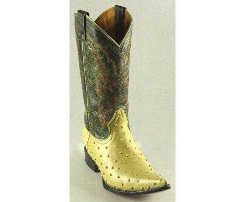 Χυμός Boots® 5710 Cowgirl Μπότες Ανδρών Citron Τσιουάουα