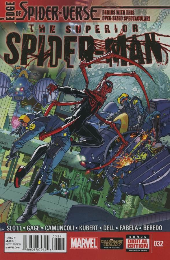The Superior Spider-Man #32