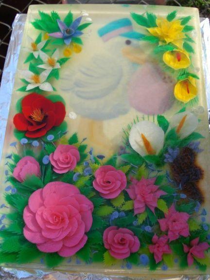 gelatinas artisticas
