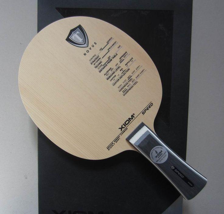 Original XIOM  SPEED   table tennis blade racquet sports table tennis rackets indoor sports the best carbon blade