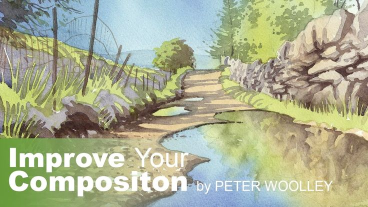 Improve Your Composition by PETER WOOLLEY (DVD Trailer)