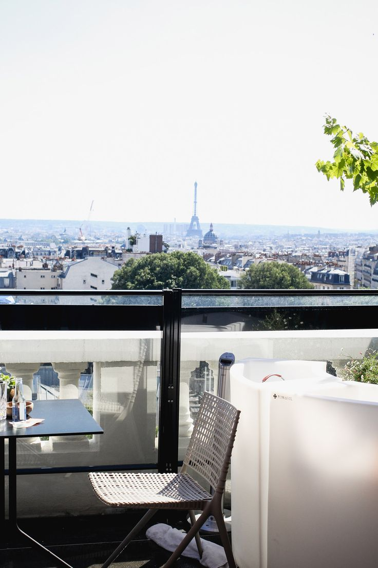 Things to do in Paris | Drinks at the Terass Hotel