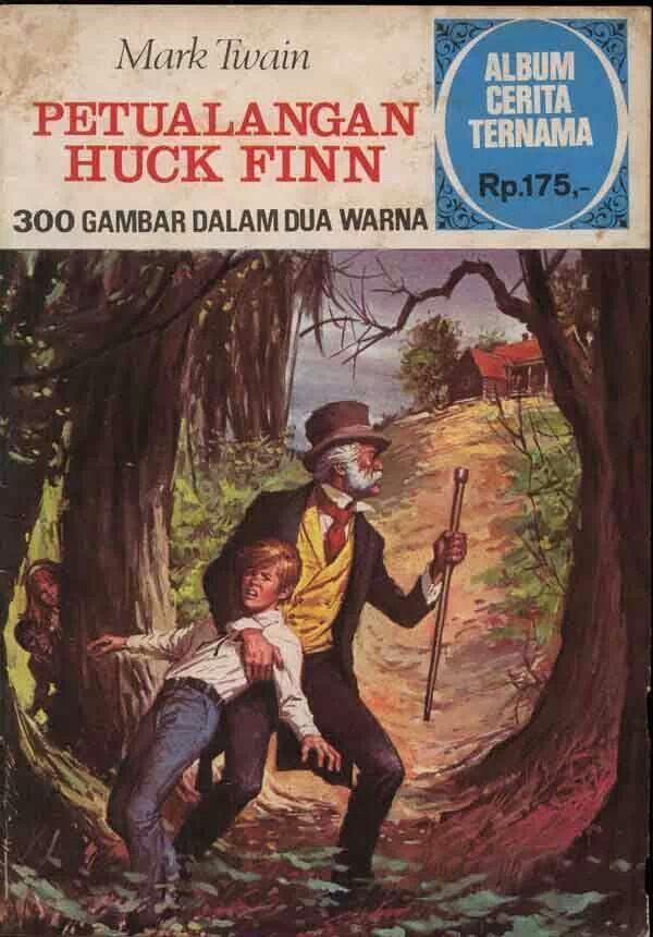 Petualangan Huck Finn