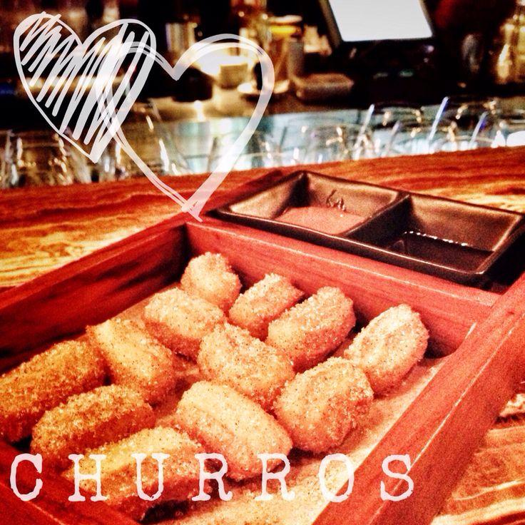 Our favorite dessert Churros