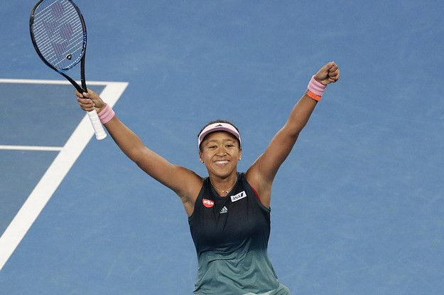 Naomi Osaka Is The First Asian Tennis Player To Be World No 1 After Her Australian Open Win Buzzfeed News Tennis Players Female Tennis Players Australian Open